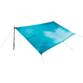 Sea to Summit Ultra-Sil Nano Tarp Poncho, blue